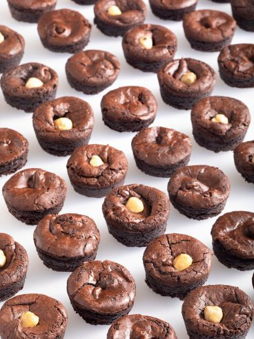 בראוניז שוקולד מריר