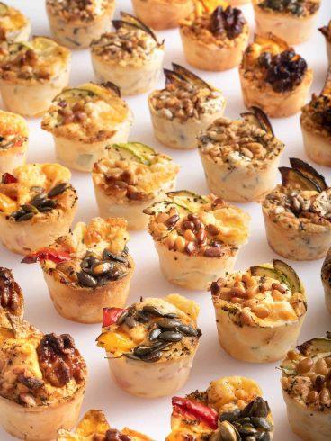 Mini baked pies