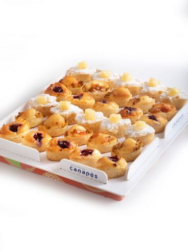 Mini Ricotta Muffins