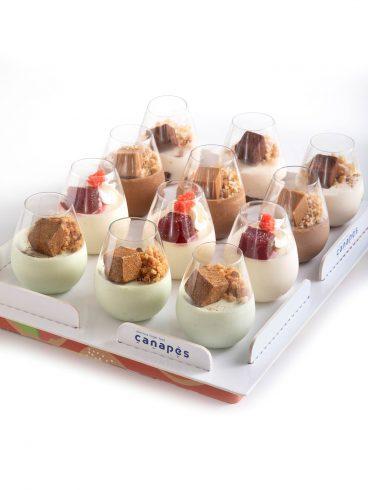 Individual Glass Desserts